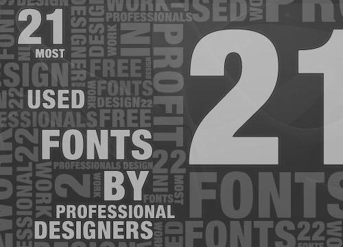 21-most-used-fonts